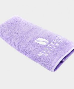 manicure handdoek mistero milano paars