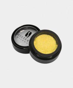 thermo effect nail art mistero milano 5026 geel