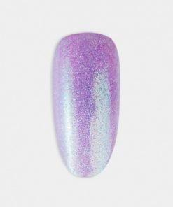 mermaid effect, poeder, mistero milano, nailart, nagelstyling, paars, purple, 8518