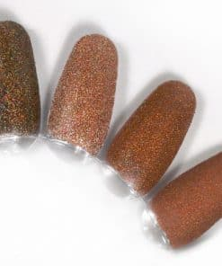 rainbow effect, nail art, mistero milano, nagels, decoratie, versiering, styling, copper, koper